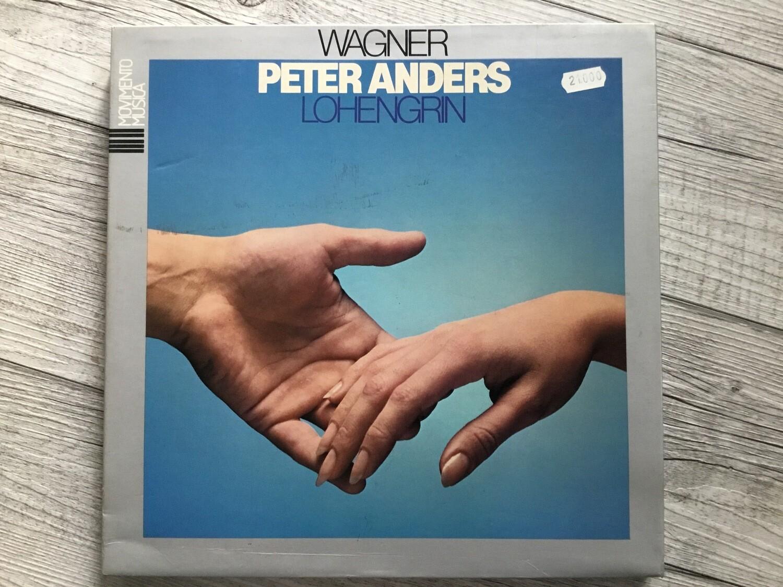 RICHARD WAGNER, PETER ANDERS - Lohengrin