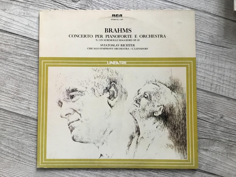 BRAHMS - Concerto Per Pianoforte e Orchestra