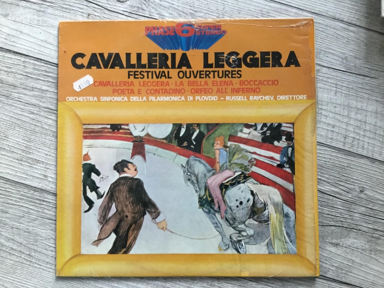 RUSSEL RAYCHEV - Cavalleria Leggera