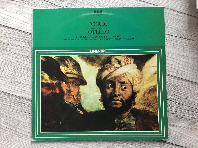 VERDI, T. SERAFIN - Otello