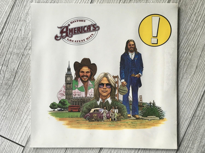 AMERICA - History Greatest Hits