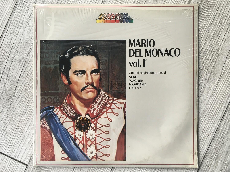 MARIO DEL MONACO - Vol. I