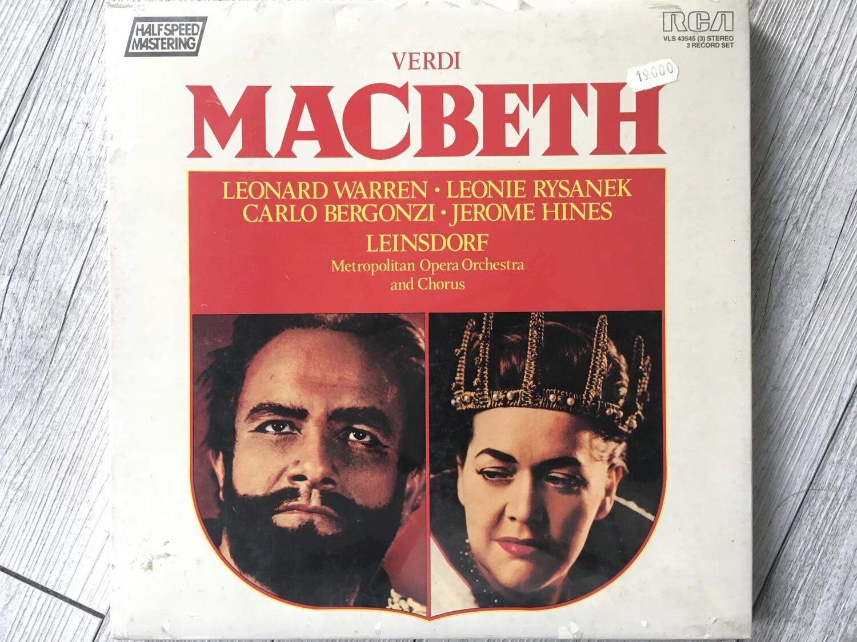 VERDI - Macbeth