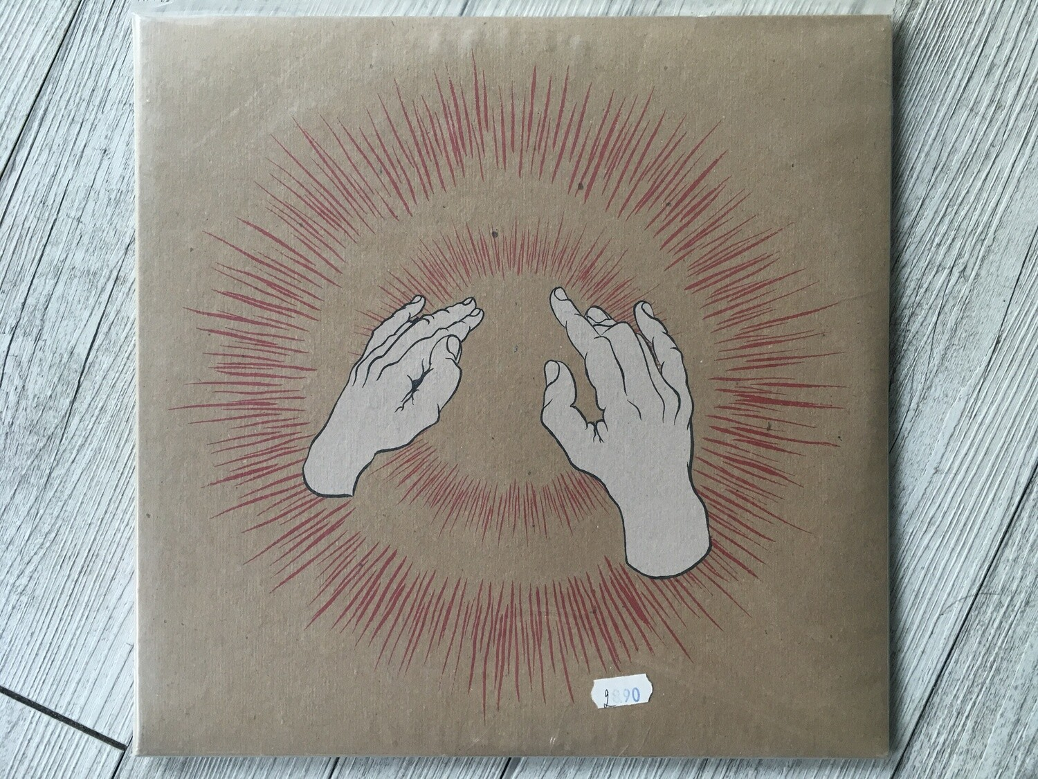 GODSPEED YOU! BLACK EMPEROR – Lift Your Skinny Fists Like Antennas To Heaven