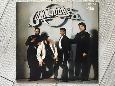 COMMODORES - Rock Solid