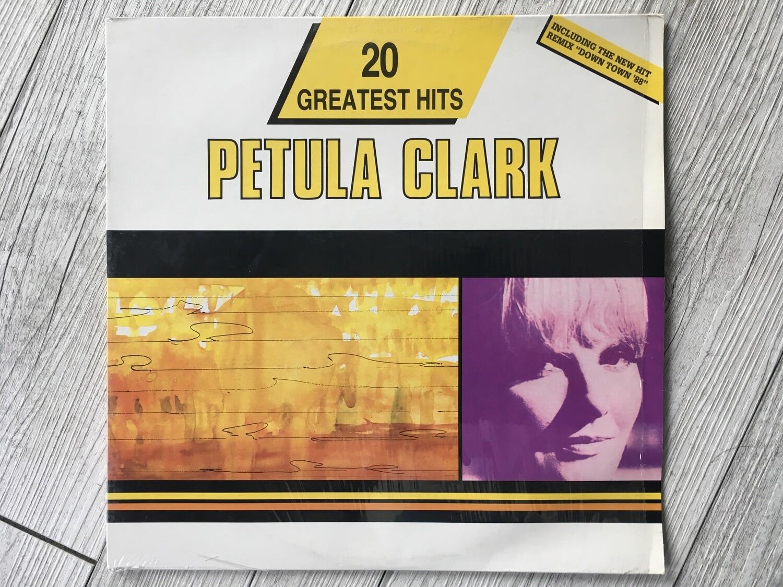 PETULA CLARK - 20 Greatest Hits