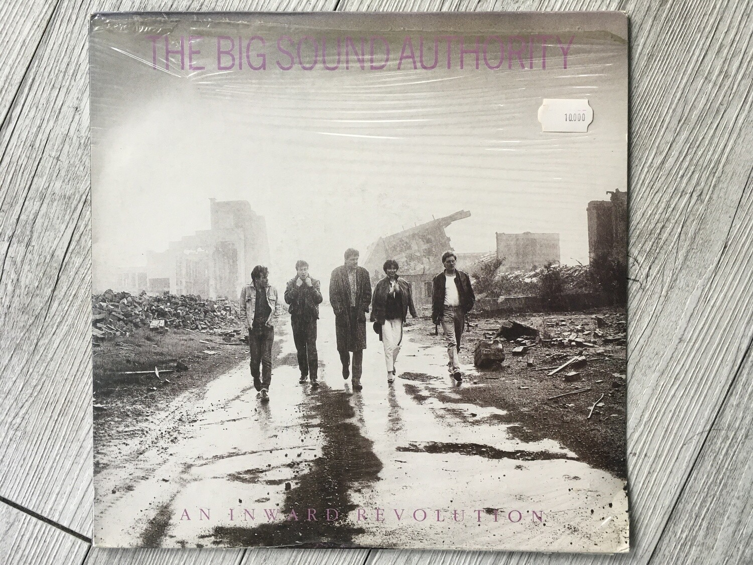 THE BIG SOUND AUTHORITY - An Inward Revolution