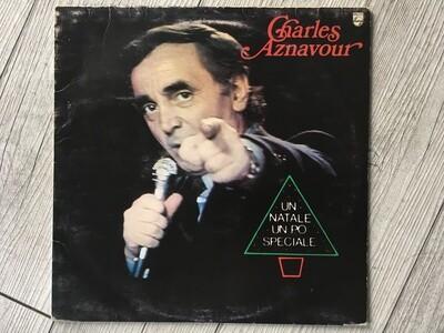 CHARLES AZNAVOUR – Un Natale Un Po' Speciale