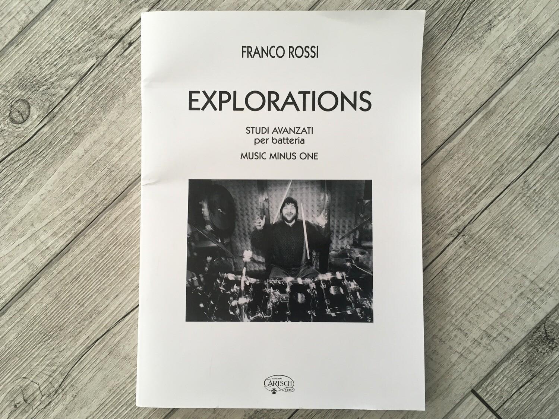 FRANCO ROSSI - Explorations studi avanzati per batteria