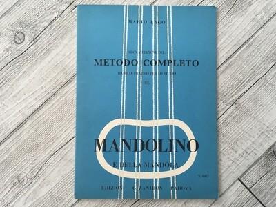 MARIO LAGO - Metodo completo del Mandolino