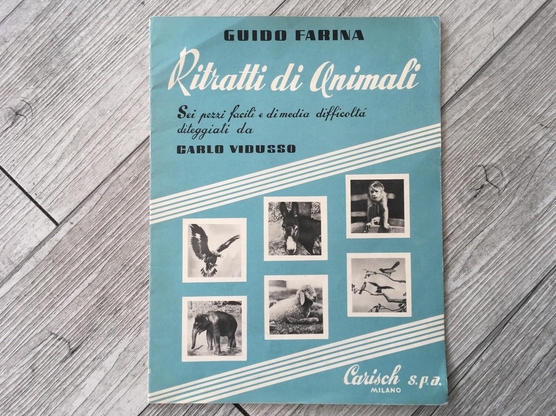 GUIDO FARINA - Ritratti di animali