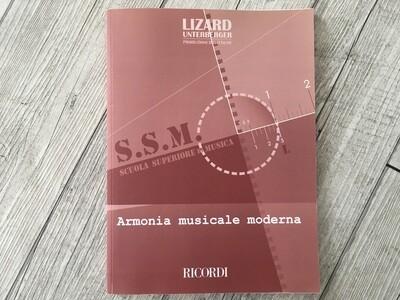 LIZARD - Armonia musicale moderna