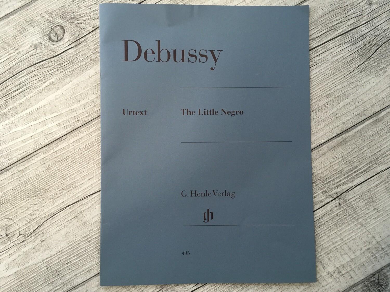 DEBUSSY - Il piccolo negro per pianoforte