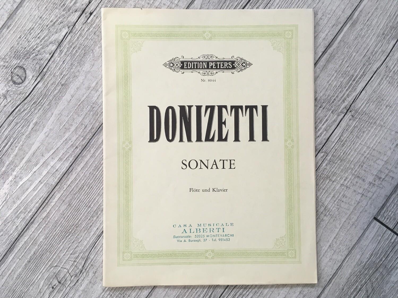 DONIZZETTI - Sonate per pianoforte