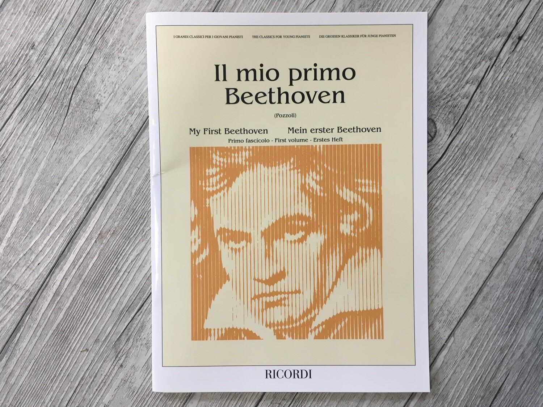 IL MIO PRIMO BEETHOVEN Vol. 1