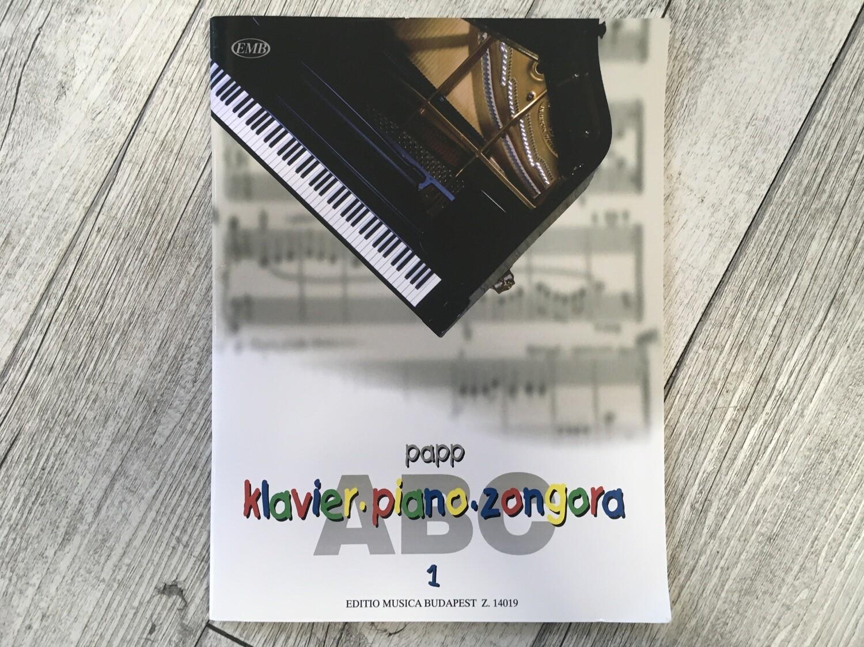 PAPP - Klavier Piano zongora Vol. 1