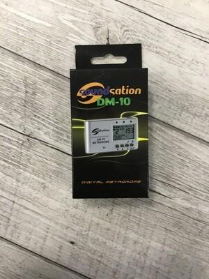 SOUNDSATION DM10 - Digital Metronome