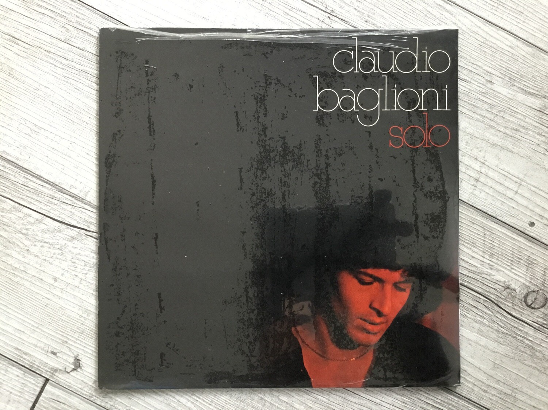 CLAUDIO BAGLIONI - Solo