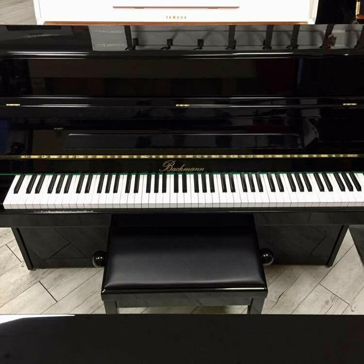 BACHMANN - Pianoforte