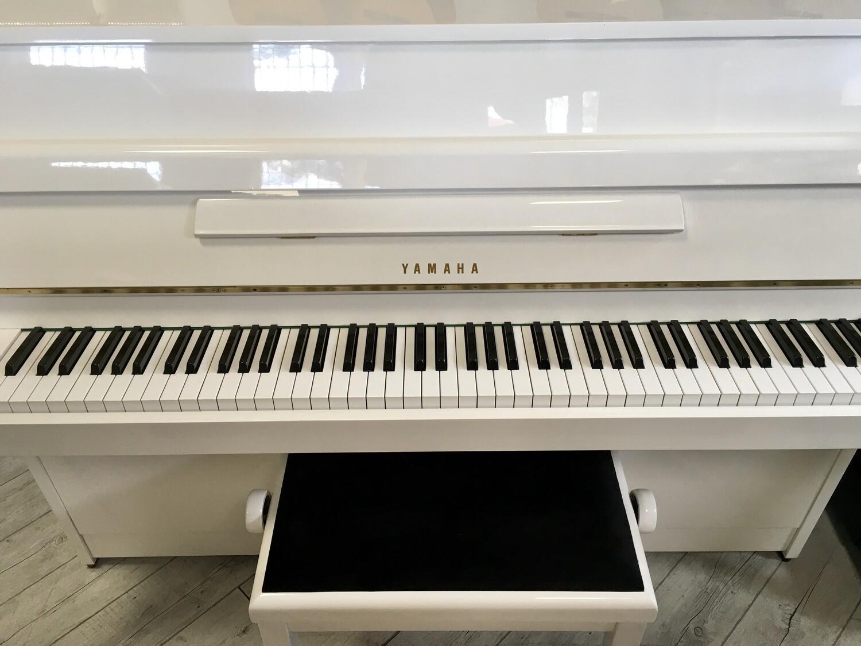 YAMAHA B1 - Pianoforte bianco