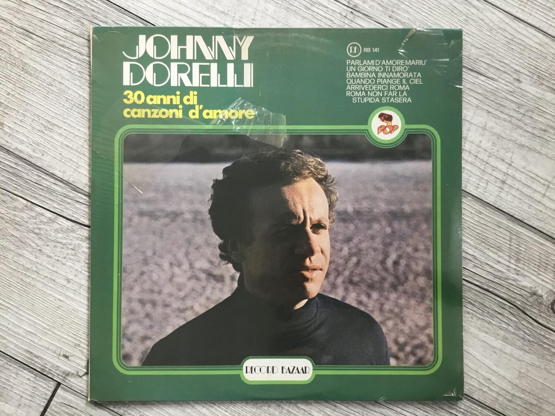 JOHNNY DORELLI - 30 anni di canoni d'amore