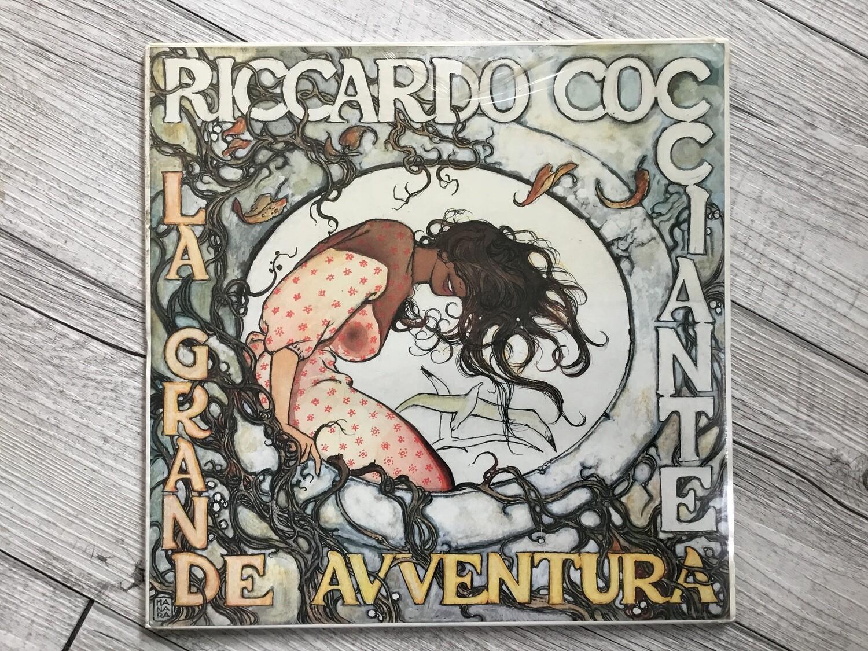 RICCARDO COCCIANTE - La grande avventura