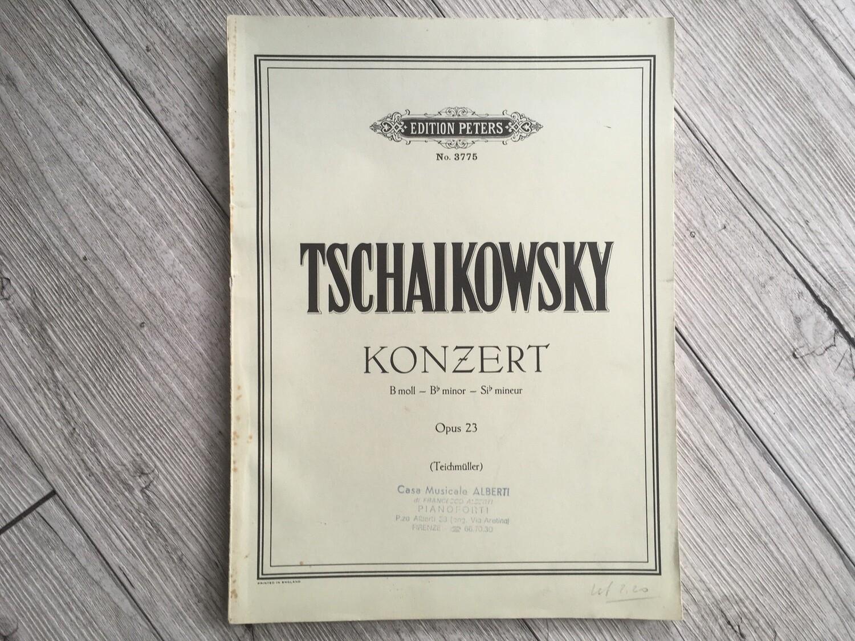 TSCHAIKOWSKY - Konzert Op. 23
