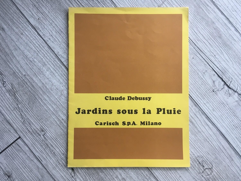 CLAUDE DEBUSSY - Jardins sous la pluie