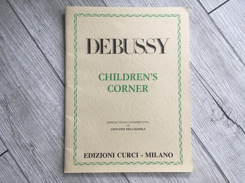 DEBUSSY - Children corner