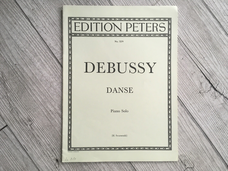 DEBUSSY - Danse Piano solo