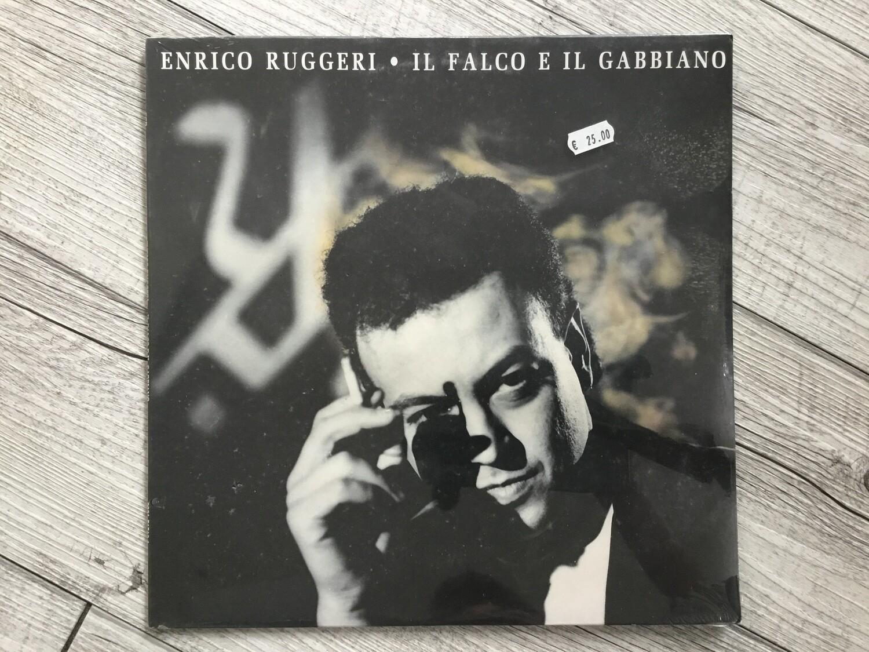 ENRICO RUGGERI - Il falco e il gabbiano