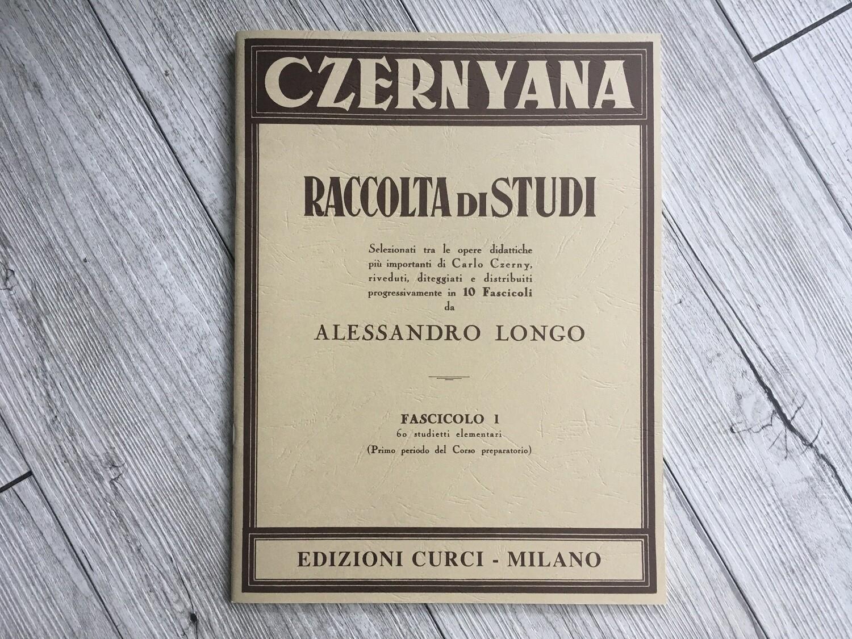 CZERNYANA - Raccolta di studi Vol. 1