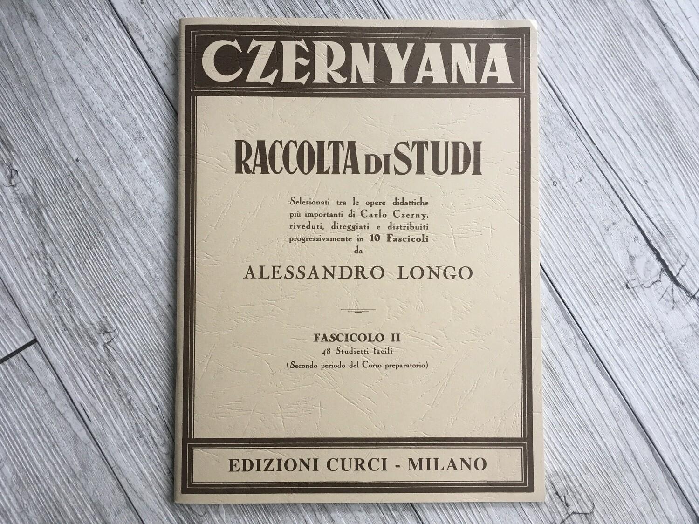 CZERNYANA - Raccolta di studi Vol. 2
