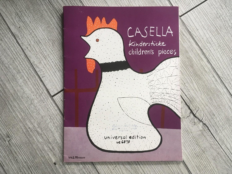 CASELLA - Children's pieces
