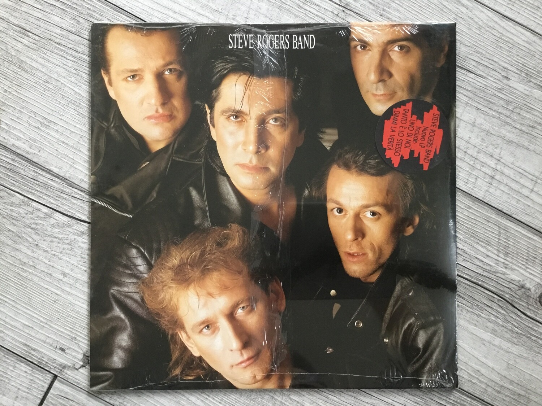 STEVE ROGERS BAND - Steve Rogers band