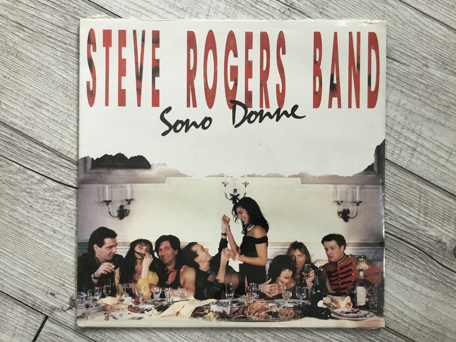 STEVE ROGERS BAND - Sono donne