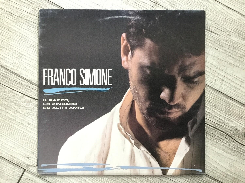 FRANCO SIMONE - Il pazzo, lo zingaro ed altri amici