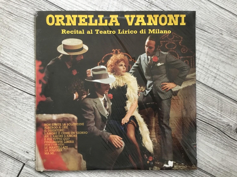 ORNELLA VANONI - Recital al Teatro Lirico di Milano