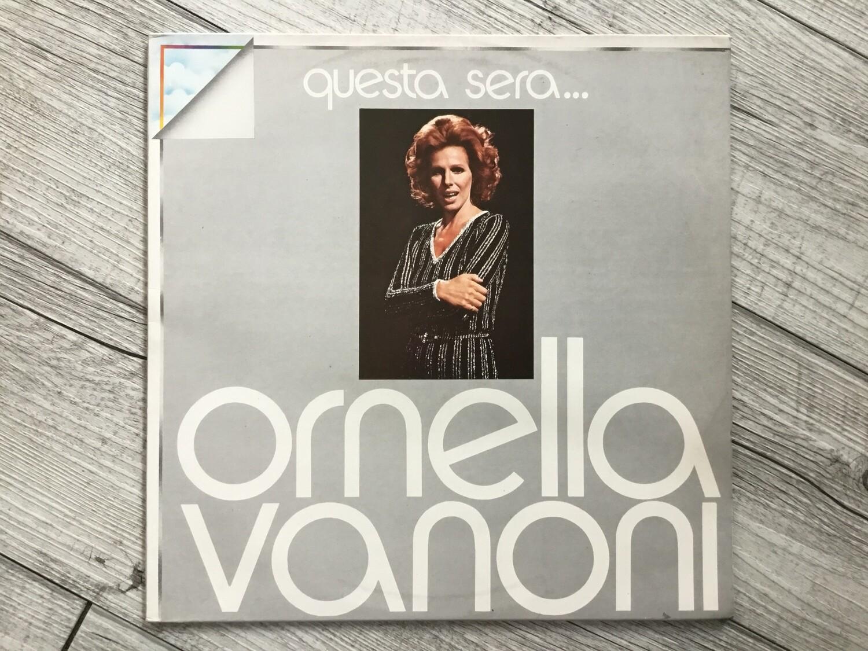 ORNELLA VANONI - Questa sera...