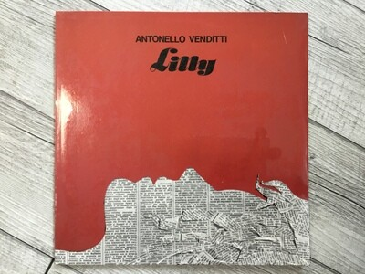 ANTONELLO VENDITTI - Lilly