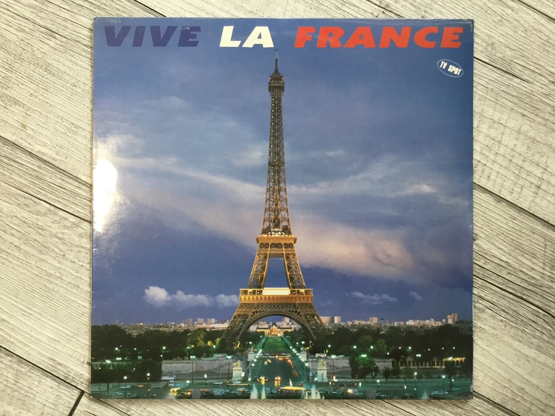 VARIOUS - Vive la France