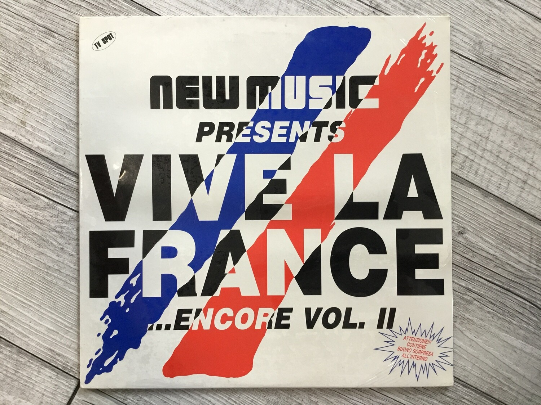 VARIOUS - Vive la France ...encore vol. II