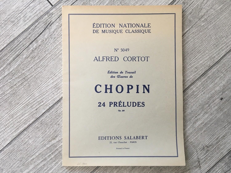 CHOPIN - 24 Prèludes Op. 28