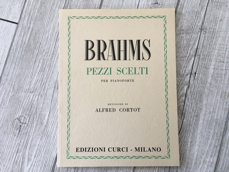 BRAHMS - Pezzi Scelti Per Pianoforte
