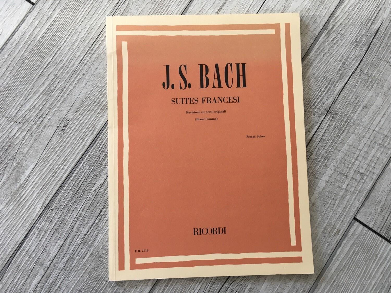 J. S. BACH - Suites Francesi