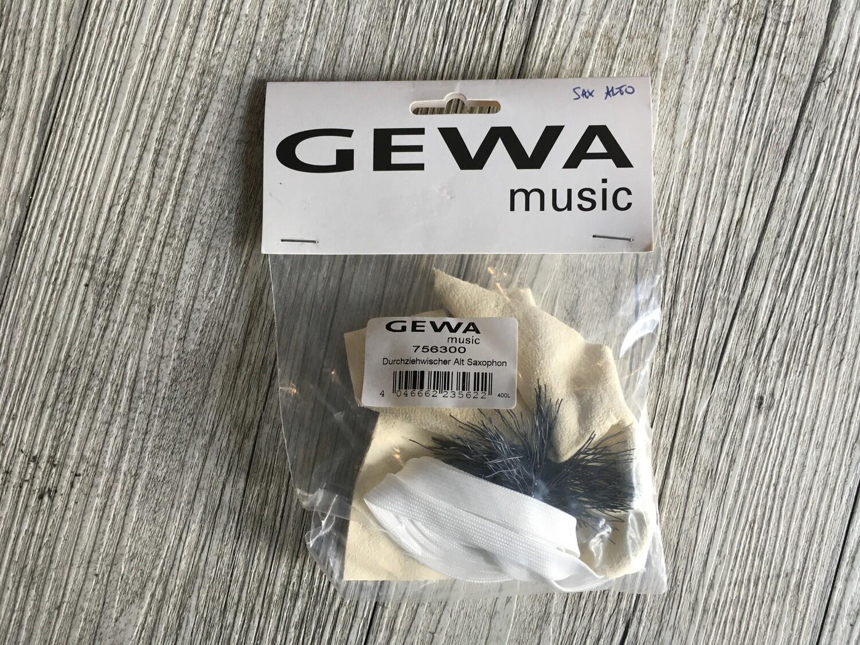 GEWA - Panno pulizia sax alto