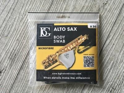 BG A30 - Panno in microfibra Sax alto