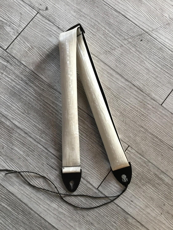 TRACOLLA D'ANDREA APV62 - White Strata Strap