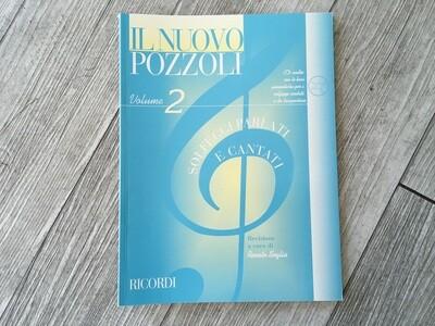 IL NUOVO POZZOLI - Solfeggi parlati e cantati Vol. 2