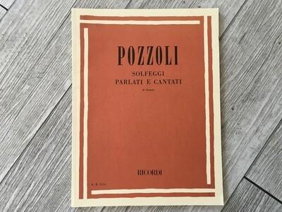 POZZOLI - Solfeggi parlati e cantati Vol. 2